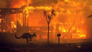 Australie Incendie