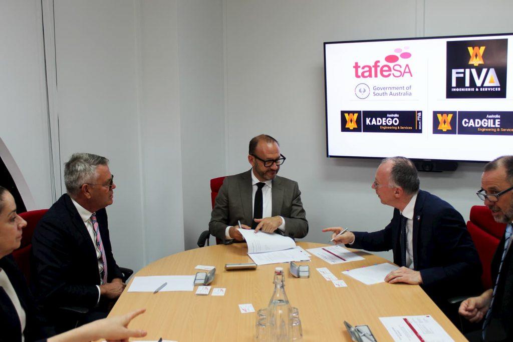 Partenariat Tafe Sa 3