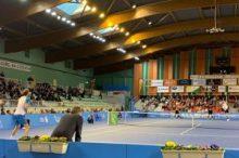 sponsoring tennis